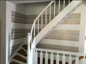 Tapezierarbeiten-12.Treppenhaus