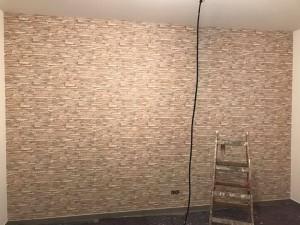 Tapezierarbeiten-2..Wohnzimmer