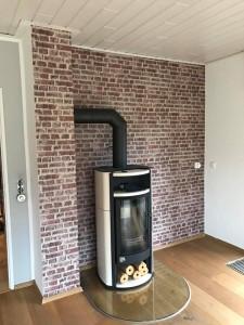 Wohnzimmer-Kamin
